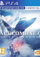 Ace Combat 7 - Skies Unknown PL PS4