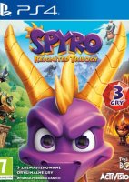 Spyro Reignited Trilogy PL PS4