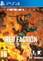 Red Faction Guerrilla ReMarsTered Edition PL PS4