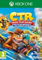 CTR Crash Team Racing Nitro - Fueled XONE