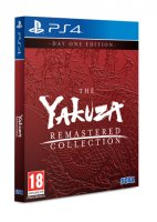 Yakuza Remastered Collection PS4