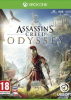 Assassin's Creed Odyssey PL XONE