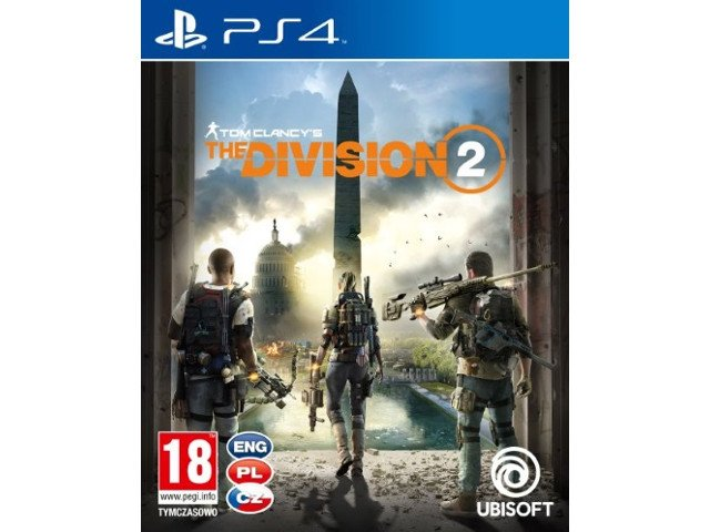 Tom Clancy's The Division 2 PL PS4