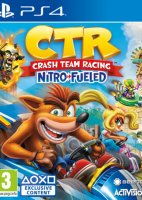 CTR Crash Team Racing Nitro - Fueled PS4
