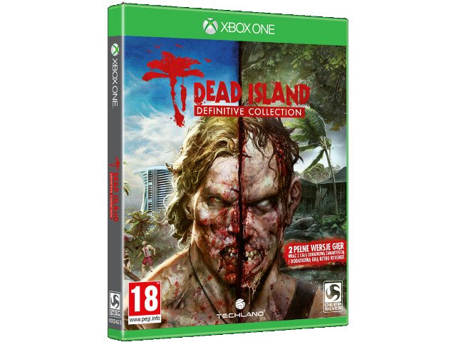 Dead Island Definitive Edition PL XONE