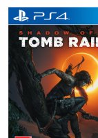 Shadow of Tomb Raider PL PS4