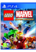GRA LEGO MARVEL SUPER HEROES PS4
