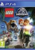 GRA LEGO JURASSIC WORLD PS4