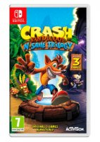 CRASH BANDICOOT N. SANE TRILOGY NS