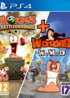 Gra Worms Battlegrounds+Worms W.m.d. Ps4