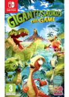 Gigantosaurus The Game NS