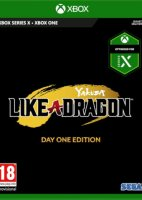 Yakuza Like A Dragon XONE