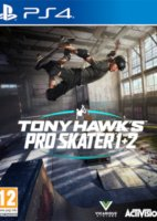 Tony Hawk's Pro Skater 1 + 2 PS4