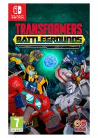 Transformers Battlegrounds NS